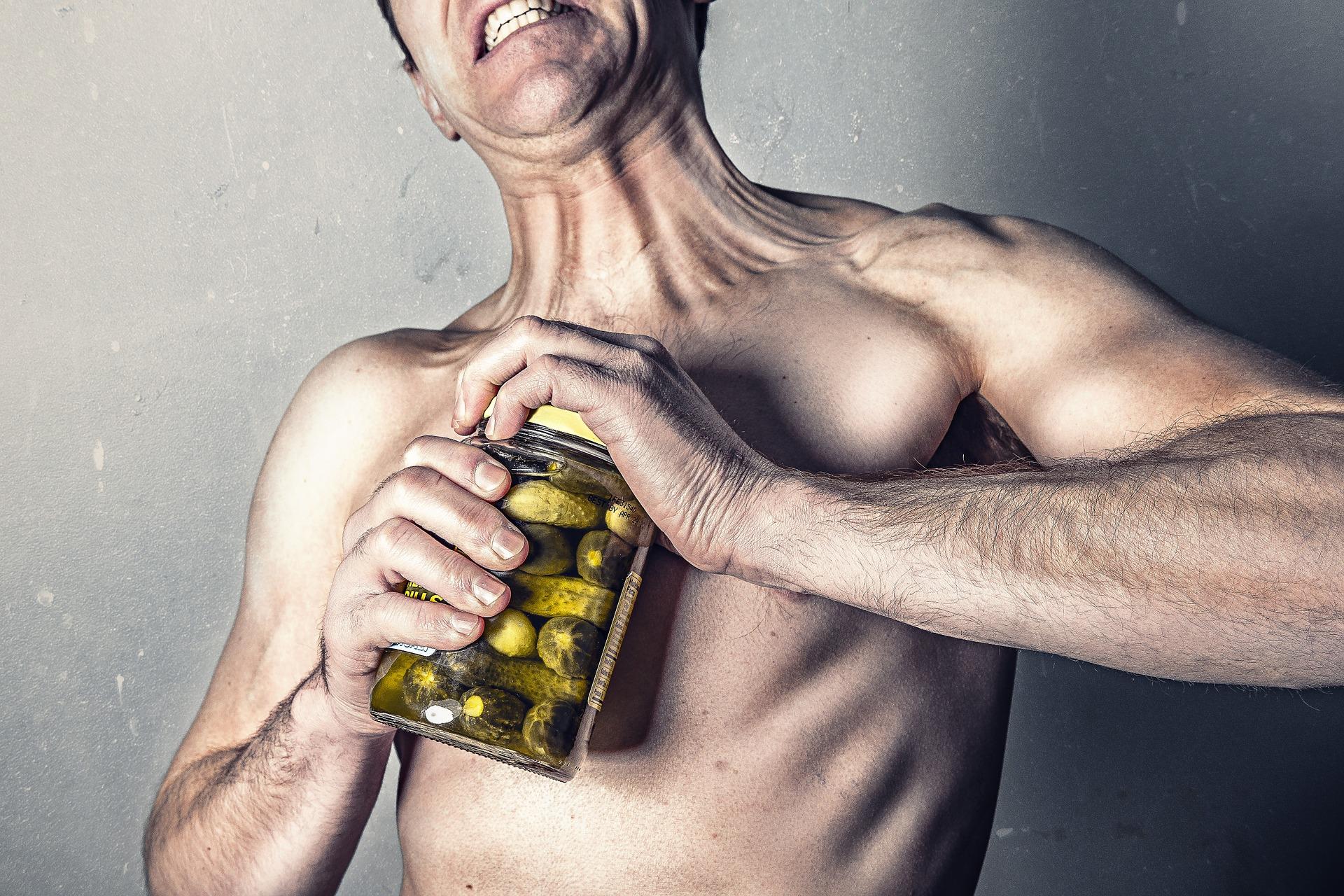 Ektomorphe Muskelhypertrophiediät