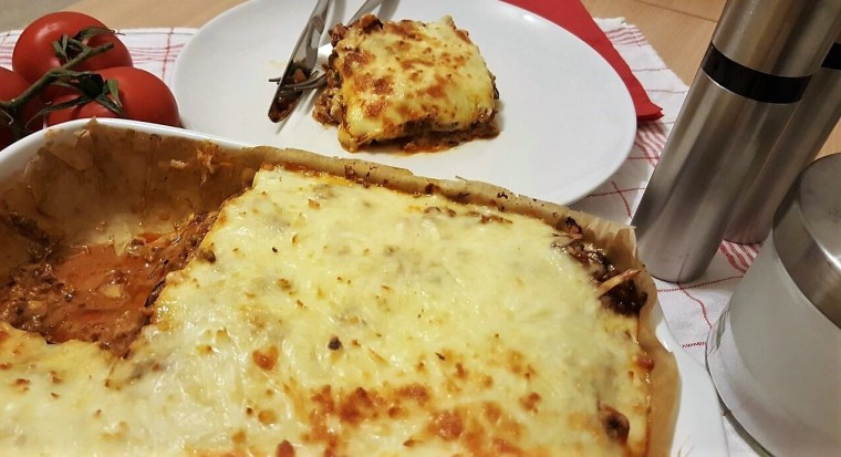 rezept low carb zucchini lasagne marvinsfitnessblog. Black Bedroom Furniture Sets. Home Design Ideas