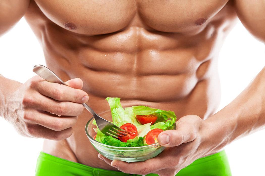 Protein-Diät, um Gewicht zu verlieren, ohne Muskelmasse zu verlieren