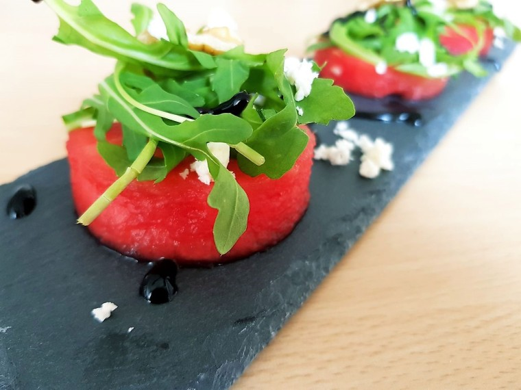 03-Wassermelonen-Rucola-Salat