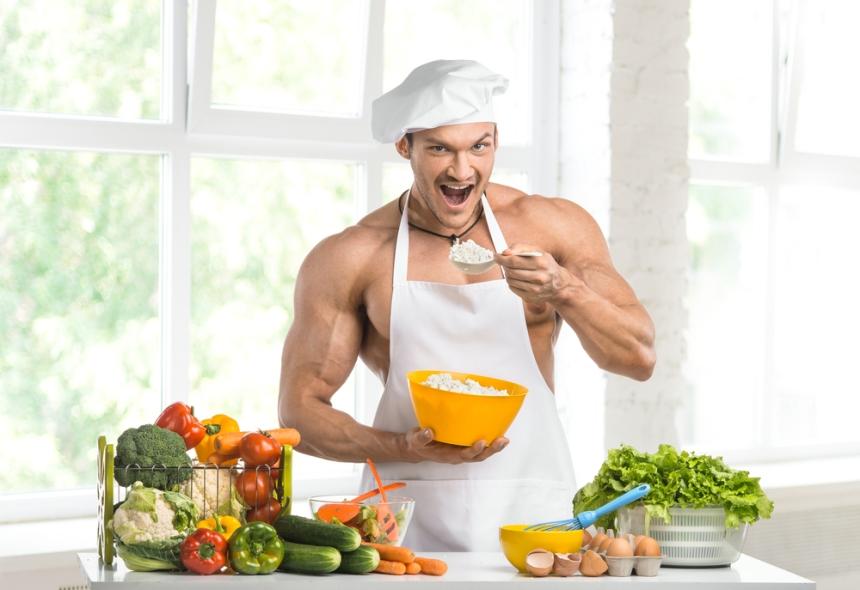 5-Tage-Diät zur Steigerung der Muskelmasse