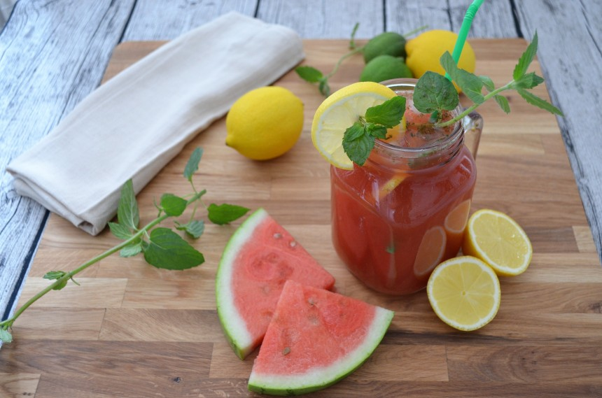 03-Wassermelonen-Minz-Limonade