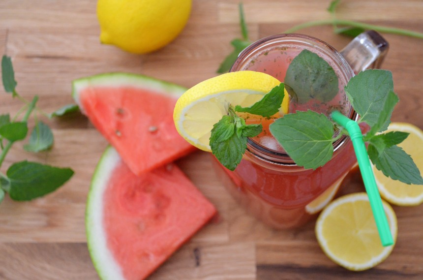 06-Wassermelonen-Minz-Limonade
