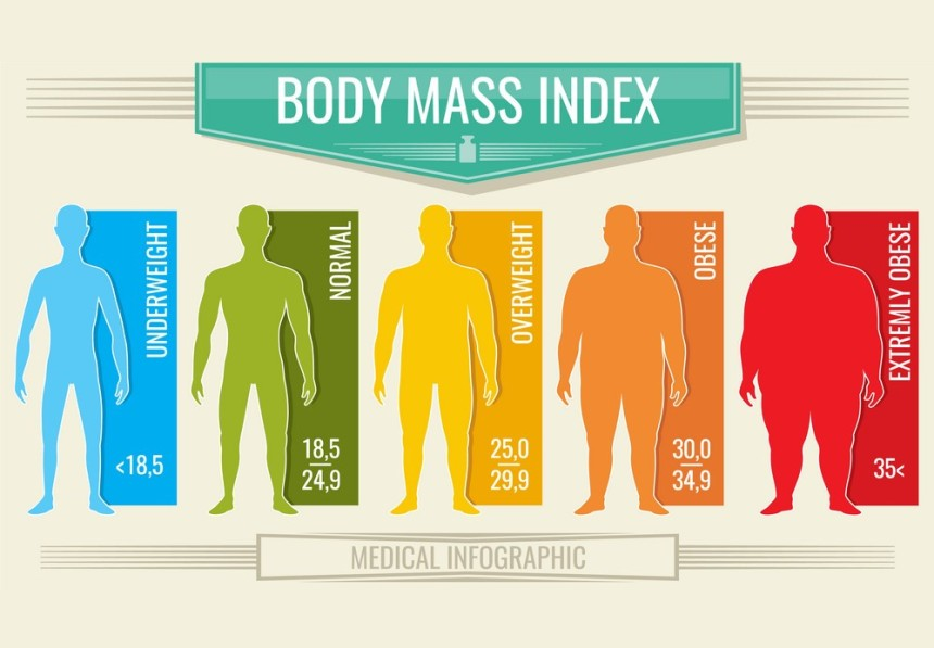 man-body-mass-index-fitness-bmi-chart-with-vector-18799545