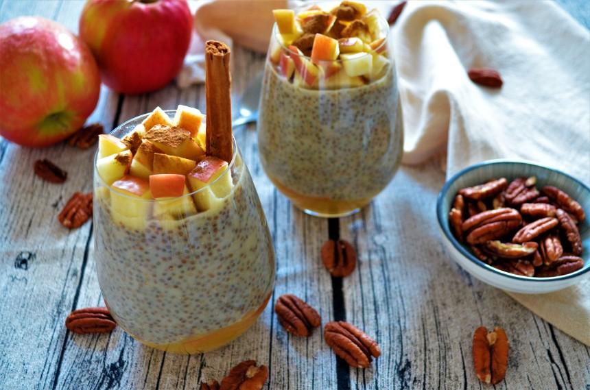 04-Apfel-Zimt-Chia-Pudding