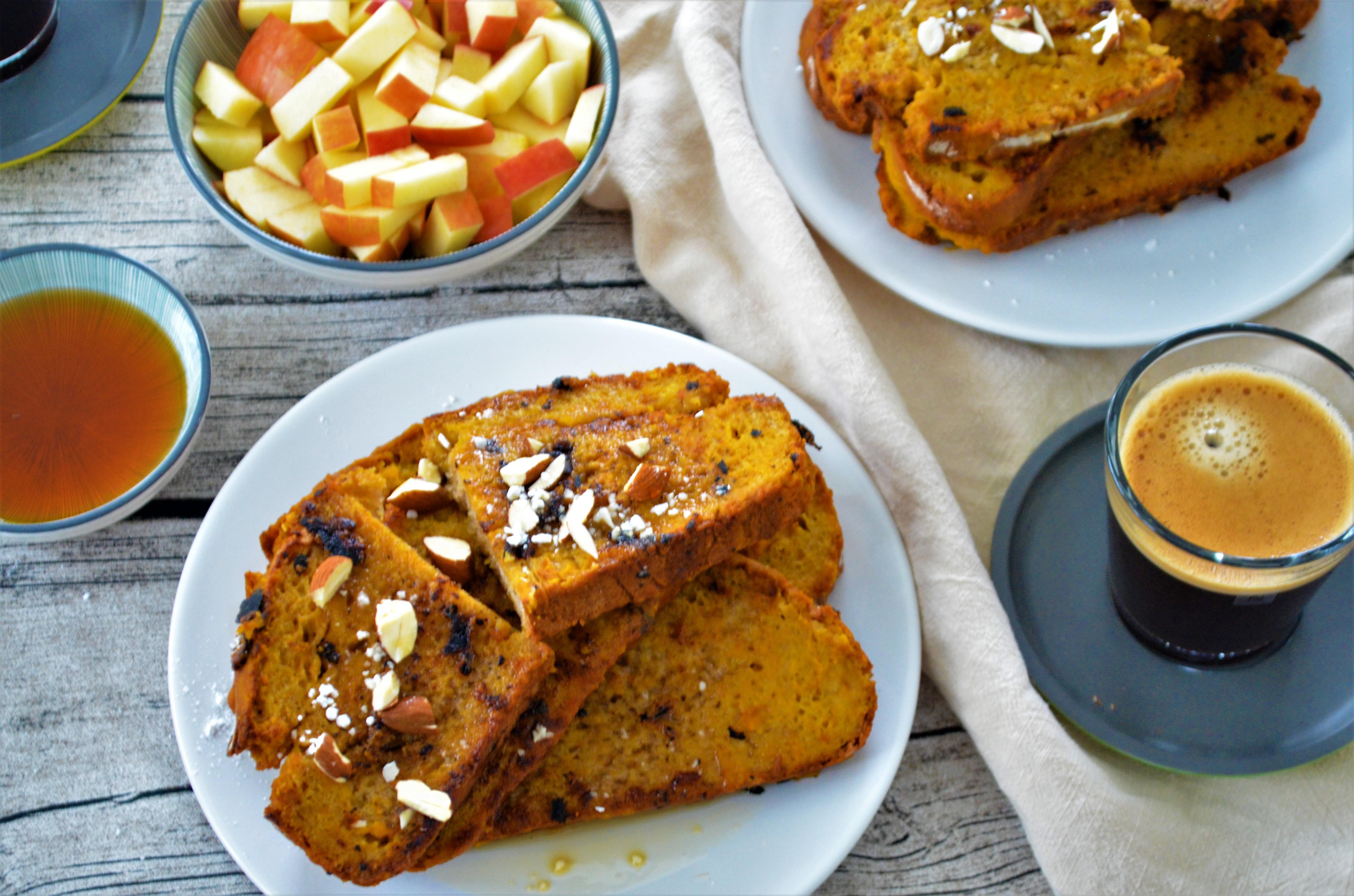 02-Veganer-Kürbis-French-Toast