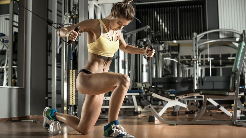 Diät, um Körperfett zu reduzieren, ohne Muskeln zu verlieren
