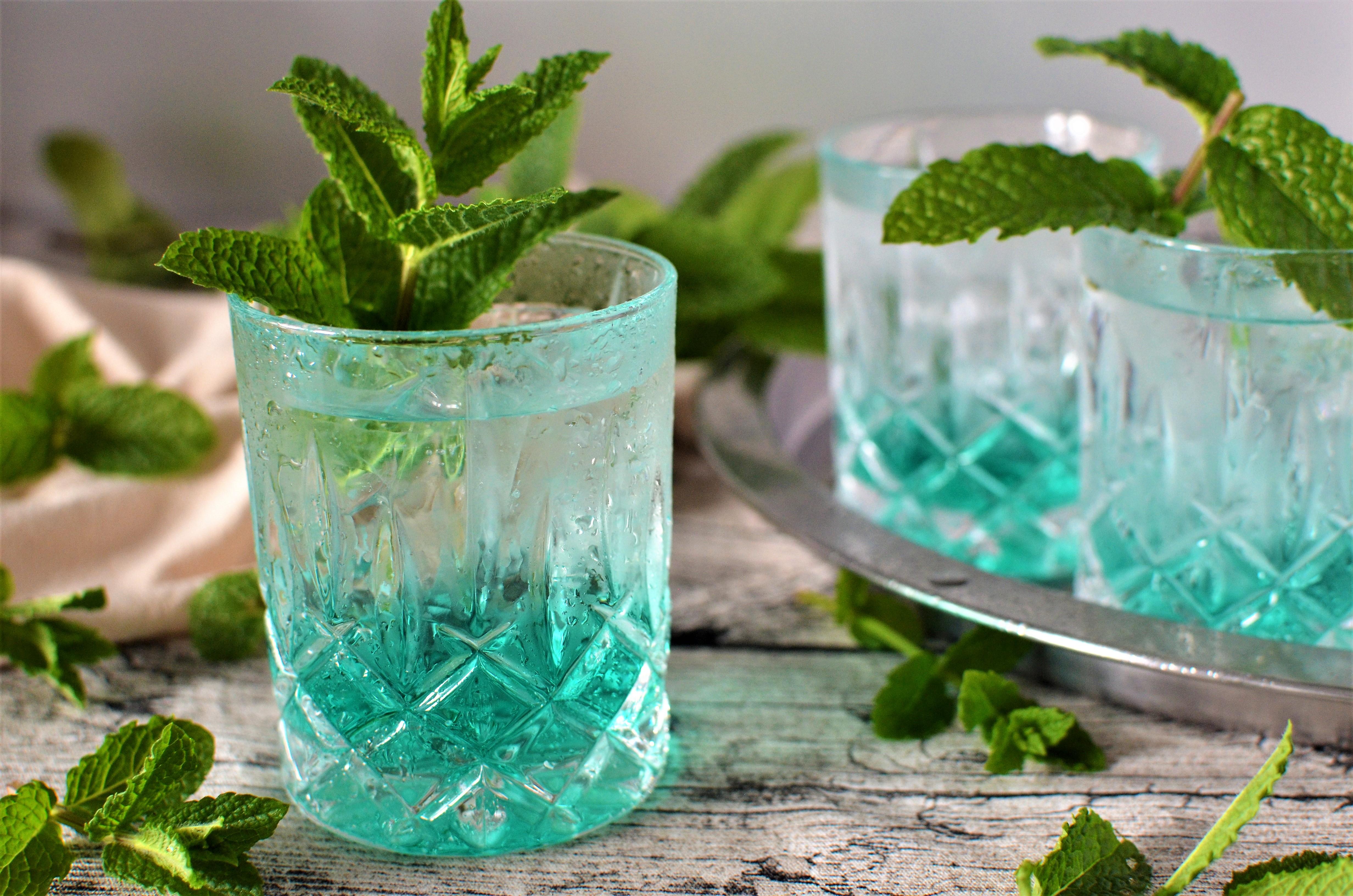 Rezept: Sommerlicher Mint Julep Cocktail