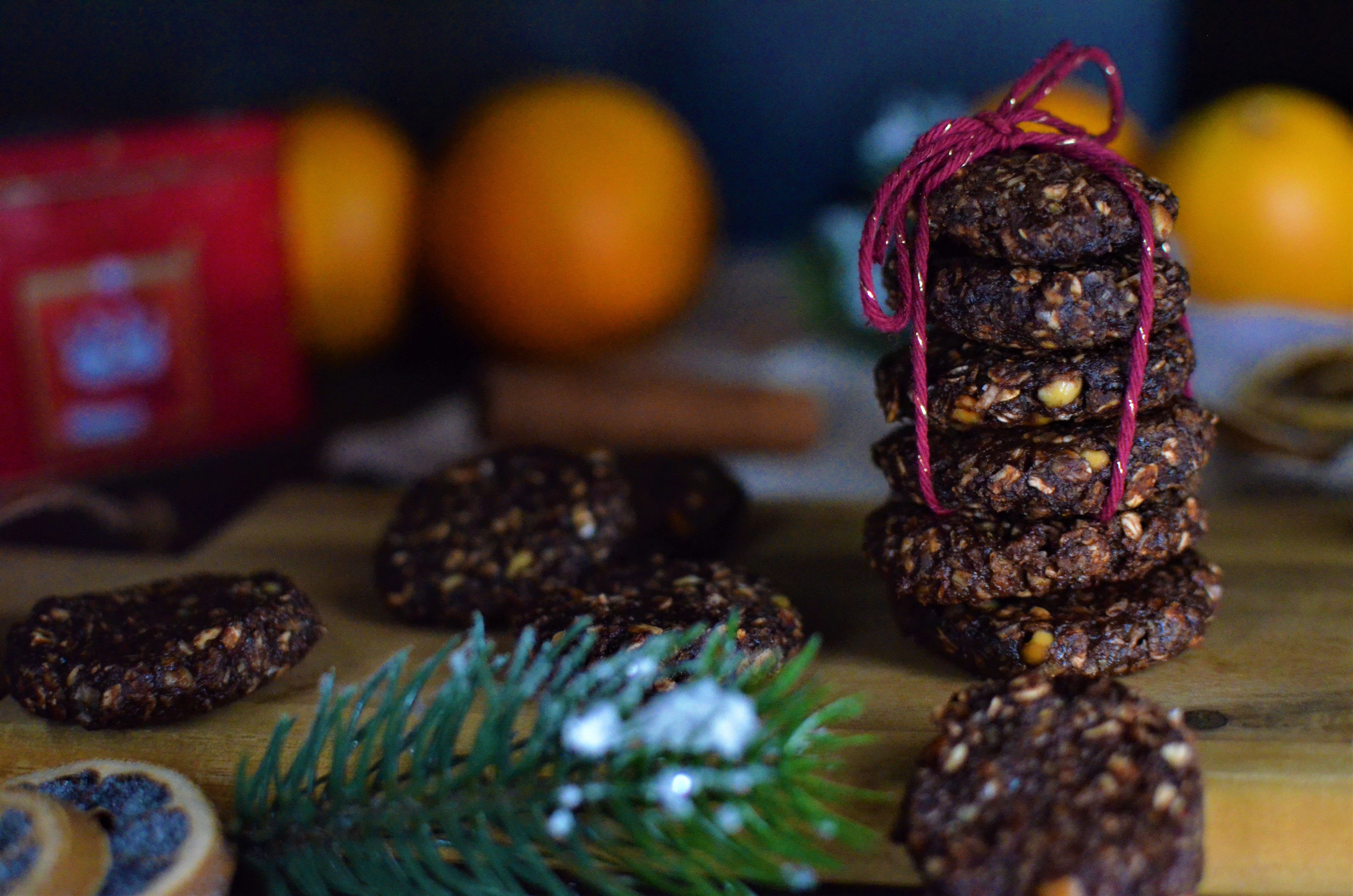 Rezept: Protein-Weihnachtskekse