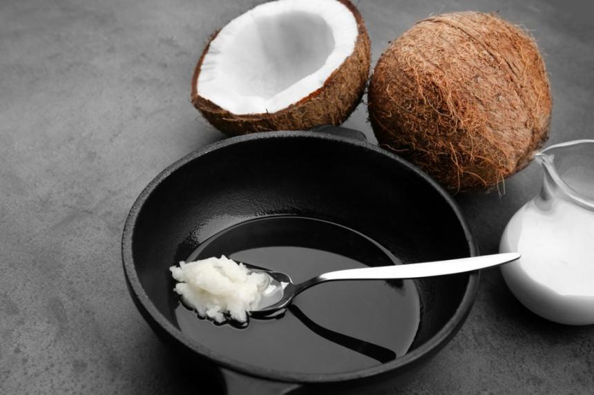 Kokosöl-Flüssig
