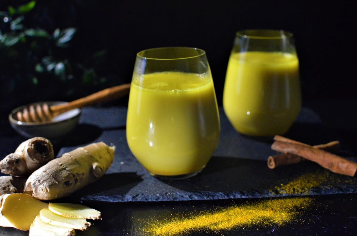 Rezept: Goldene Milch