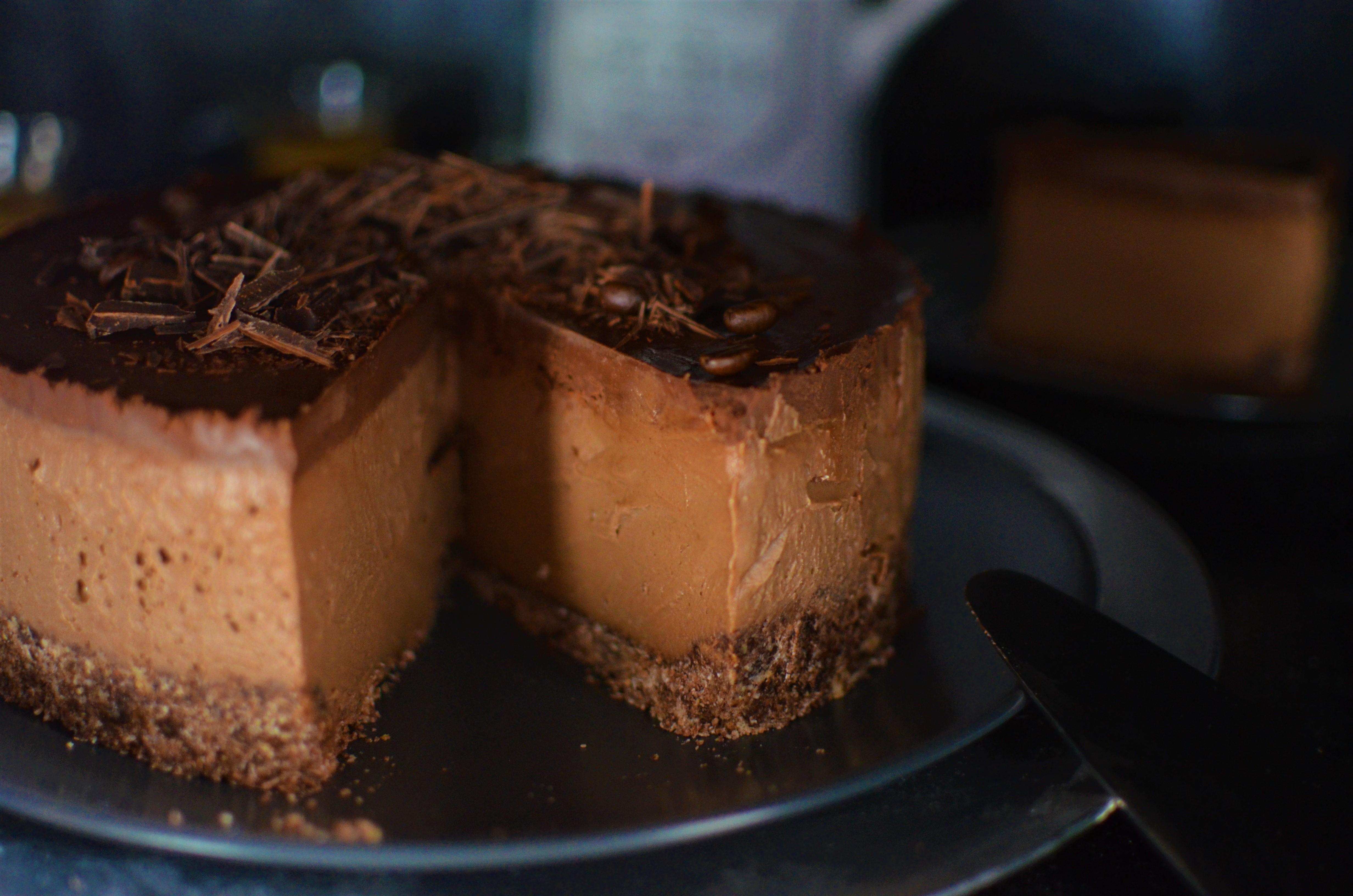 03-Veganer-Mocha-Schoko-Cheesecake